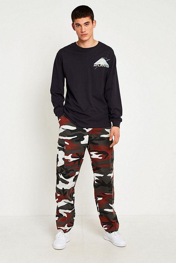 7936b103dc91d Adidas Originals X Pharrell Williams Hu Hiking Joggers In Red Cy7870 ...