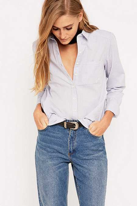 Urban Outfitters Maybe Button-Down Shirt