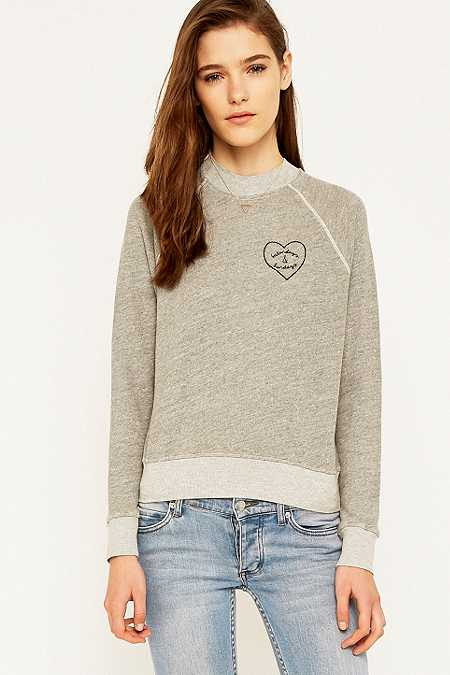 Truly Madly Deeply Love Weekend Jumper