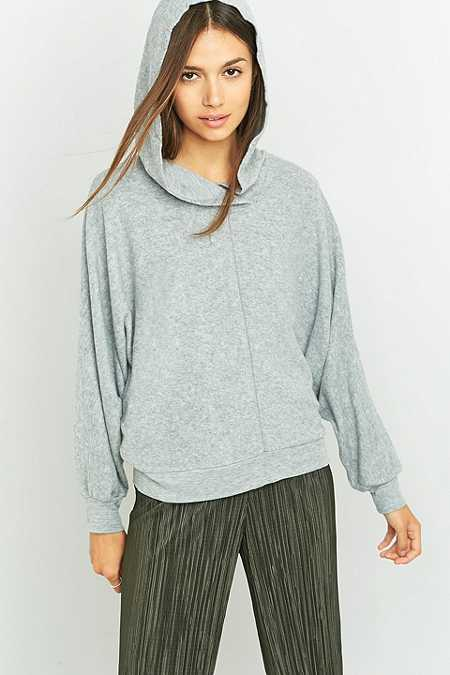 Project Social T X Out From Under Janie Grey Batwing Hoodie