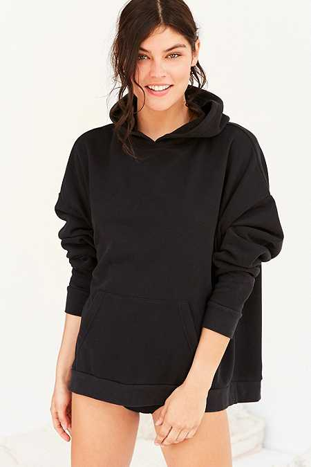 Out From Under Boyfriend Black Hoodie