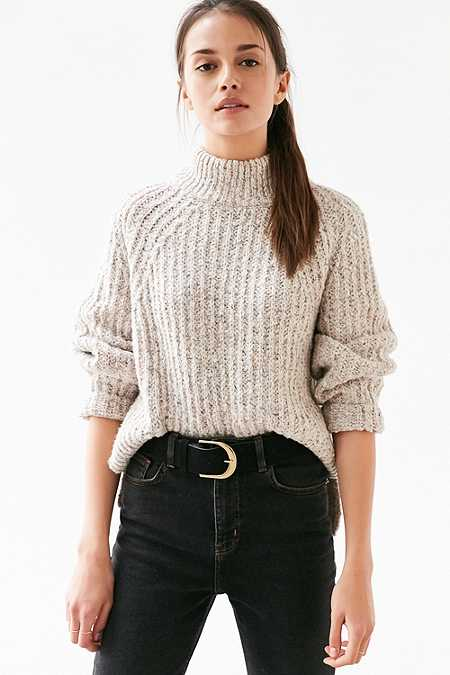 Silence + Noise Easton Turtleneck Jumper