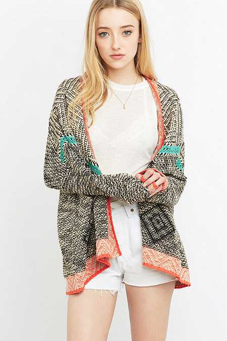 Staring at Stars Pop Festival Cardigan