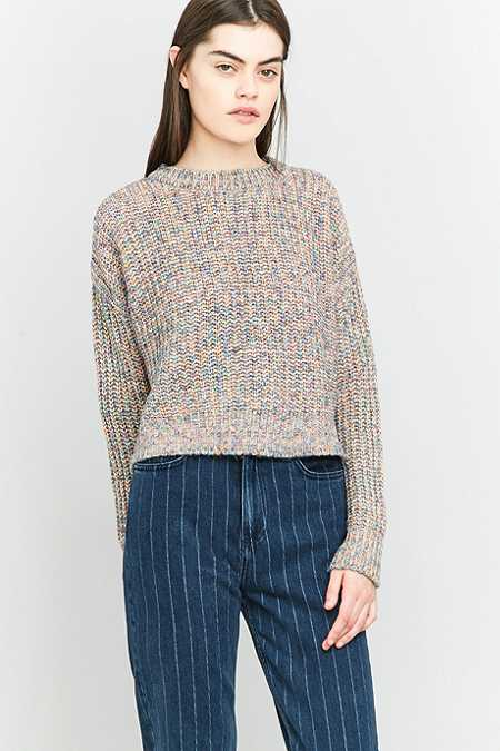 Urban Outfitters Textured Knit Fisherman Jumper