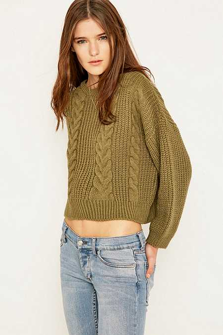 BDG Fisherman's Jumper