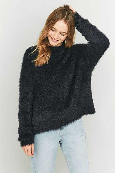 Urban Outfitters Fuzzy Oversized Jumper
