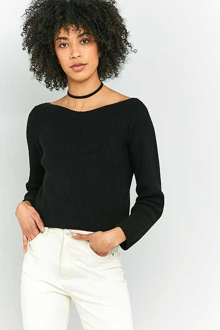 Pins & Needles Sweetheart Neck Jumper