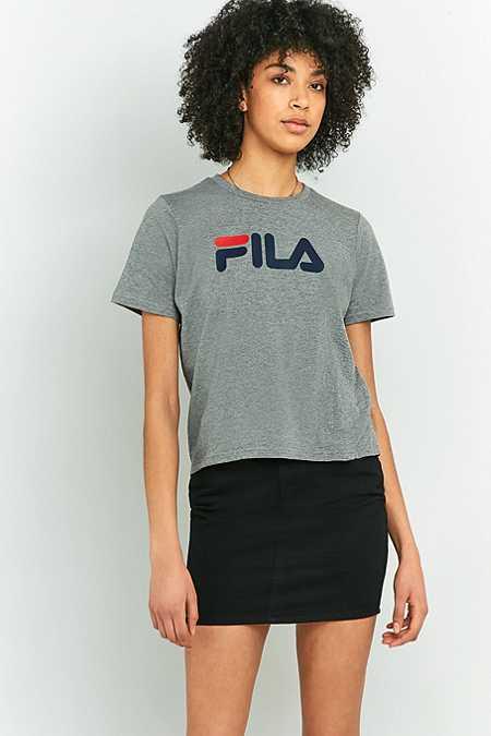 "Fila – Graues T-Shirt ""Eagle"""