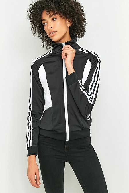 adidas Originals Sandra 1977 Black Track Top