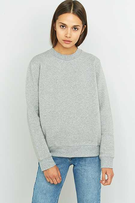 Wood Wood Wednesday Grey Crew Neck Sweatshirt