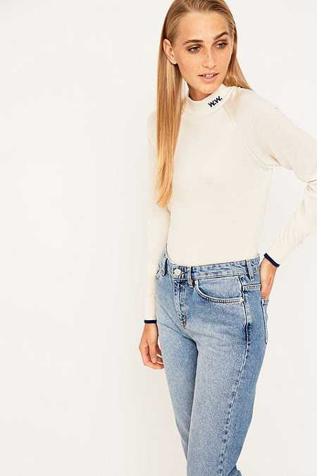 Wood Wood Mila Long Sleeve Jumper