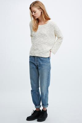 Knitted jumper, an online exclusive