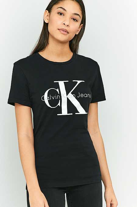 "Calvin Klein – Enges T-Shirt ""True Icon"""