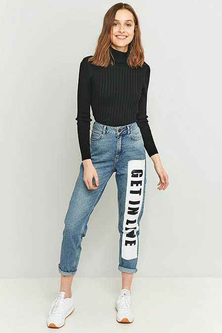 BDG Get In Line Mom Jeans
