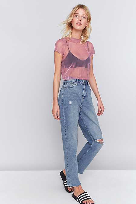 BDG Cheeky Mom Jeans