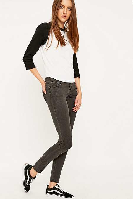 BDG – Extreme Skinny Jeans in Grau
