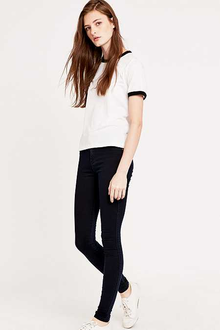 Dr. Denim Plenty Blue Skinny Jeans