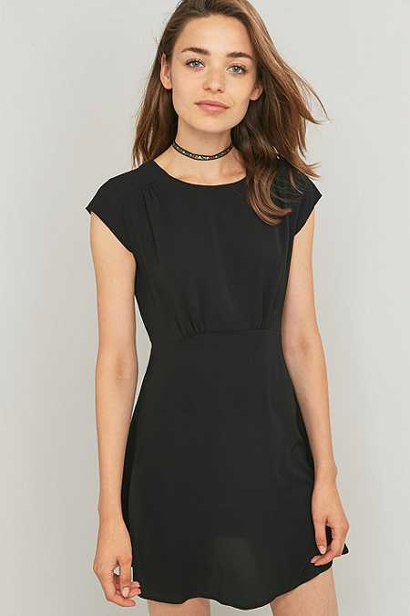 Urban Outfitters Daytime Black Dress