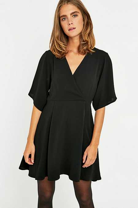 Urban Outfitters - Robe portefeuille