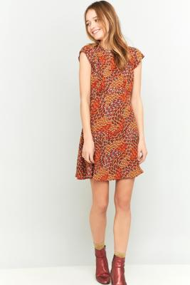 Lace dress urban outfitters zigzag