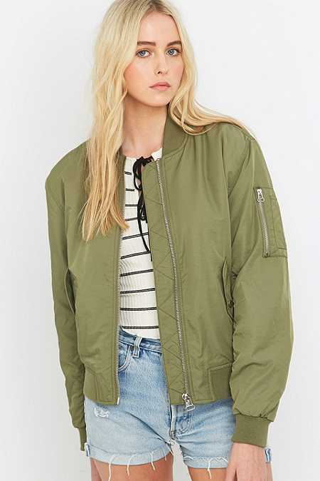 Bomber Womens Jacket 4YghD3
