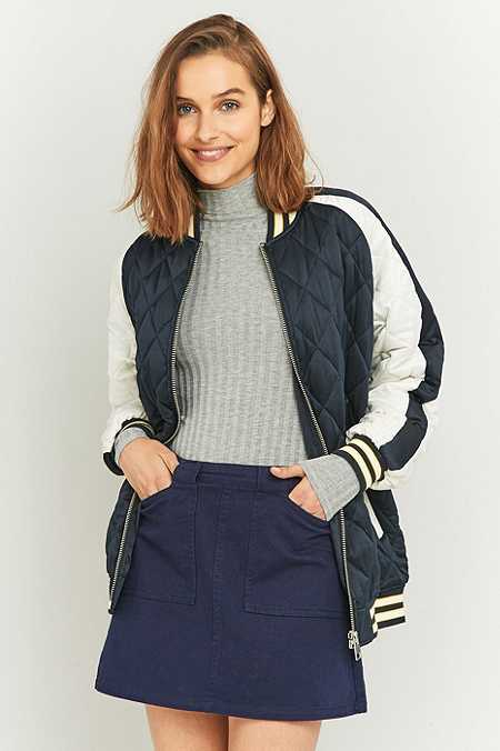 Bomber Jackets - Women&39s Clothing | Urban Outfitters - Urban
