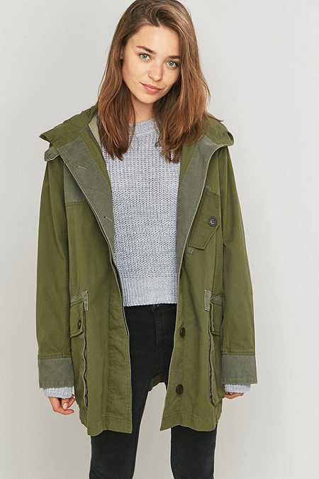Parkas Amp Trench Coats Women S Clothing Urban