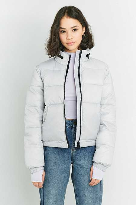 Light Before Dark Lightweight Padded Puffer Jacket