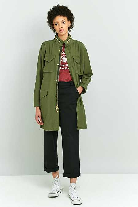 Parkas & Trench Coats - Women's Clothing | Urban Outfitters