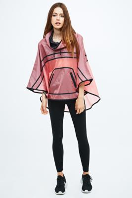 Nike Pink Hyper Poncho