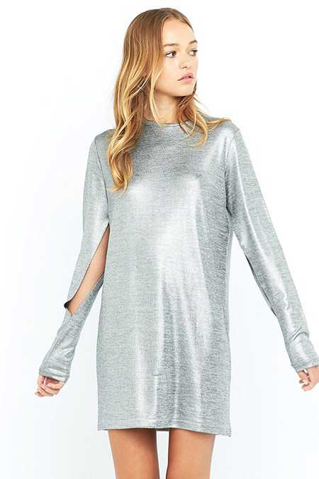 Cheap Monday Sound Silver Dress