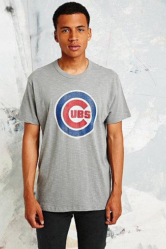 47 Brand - T-shirt Cub gris