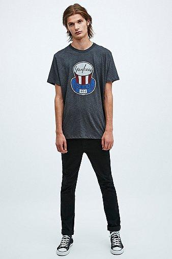 47 Brand - T-shirt New York Yankees gris