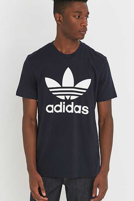 adidas originals mens girl print t shirt