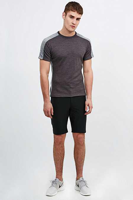 Giro - T-shirt de cyclisme carbone foncé