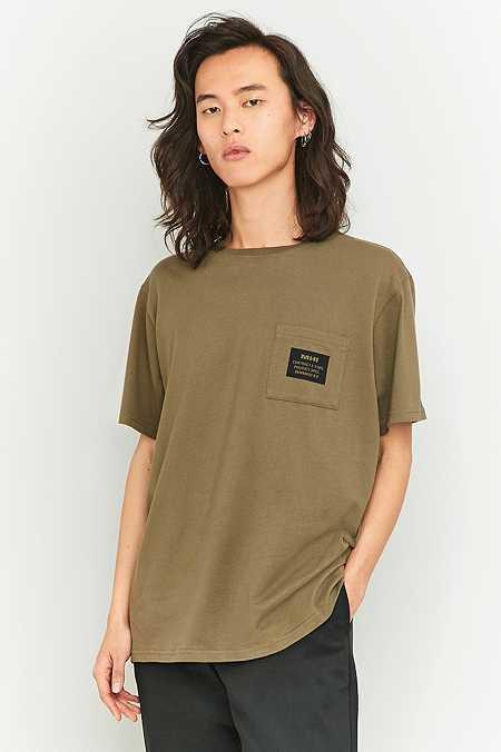 MHI - T-shirt kaki militaire