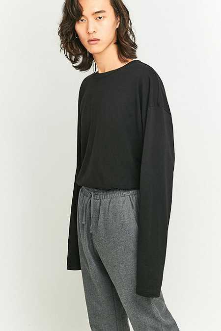 Loom - T-shirt manches longues noir