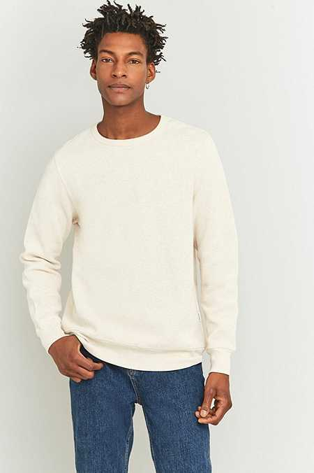 Shore Leave by Urban Outfitters - Sweat gaufré écru