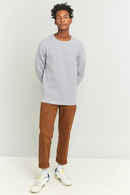 Shore Leave by Urban Outfitters - Sweat gaufré gris