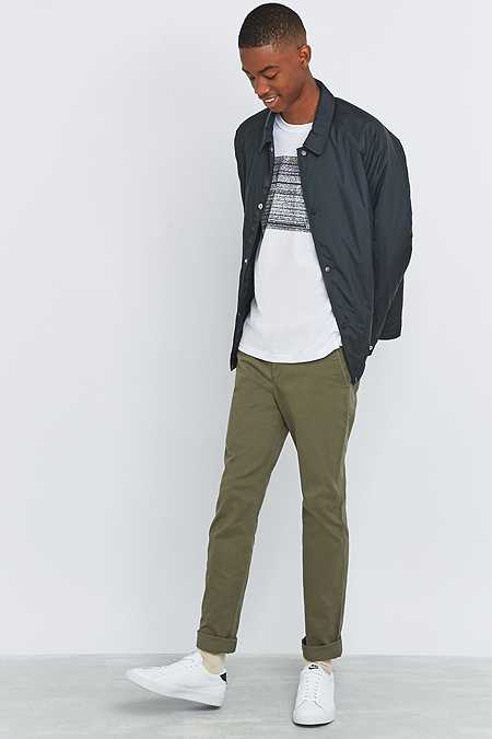 Shore Leave by Urban Outfitters - Pantalon skinny chino vert