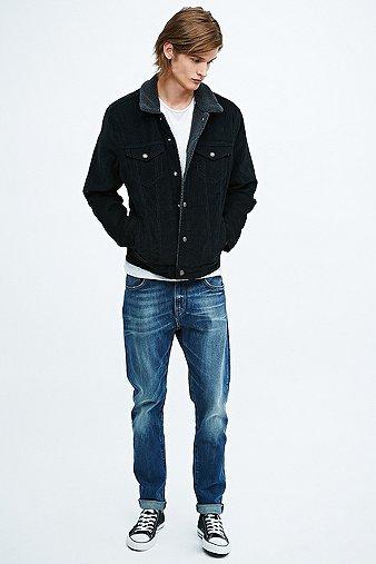 levi 39 s 520 extreme taper jeans in blue. Black Bedroom Furniture Sets. Home Design Ideas