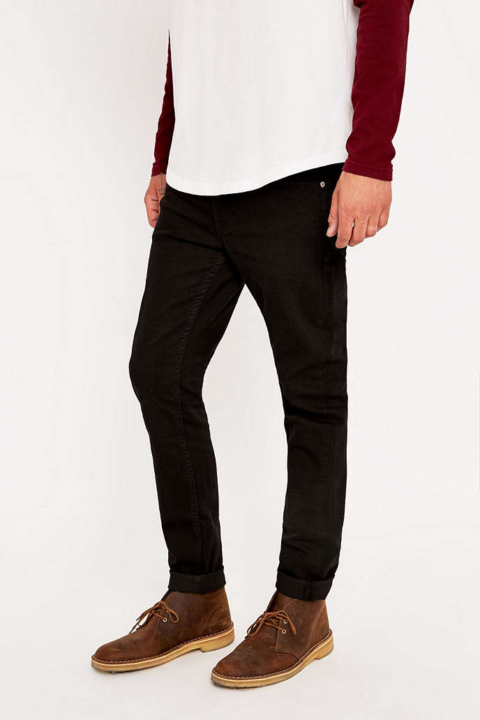 Cheap Monday Tight Pit Black Skinny Jeans - Urban Outfitters