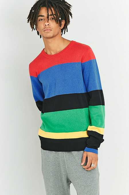 Shore Leave by Urban Outfitters - Pull à larges rayures
