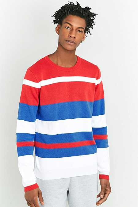 Shore Leave by Urban Outfitters - Pull Primary rayé