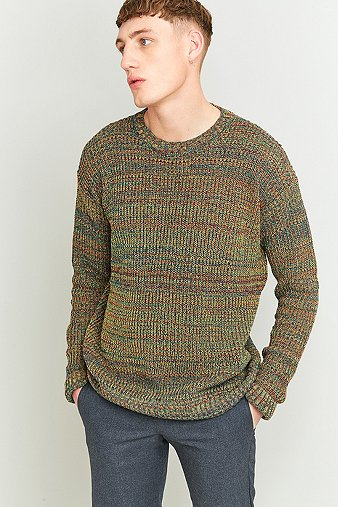 Shore leave by urban outfitters rainbow twist jumper - Bon de reduction urban outfitters ...