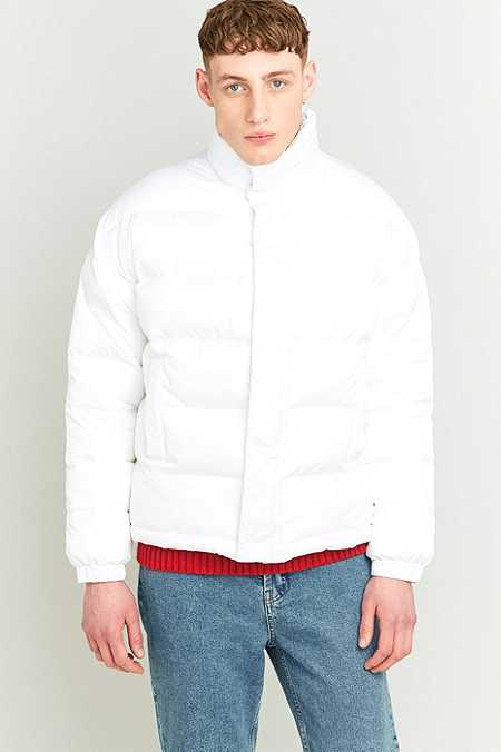 Shore Leave by Urban Outfitters - Doudoune blanche zippée