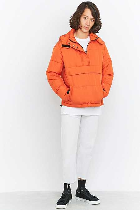 Shore Leave by Urban Outfitters - Doudoune à enfiler orange