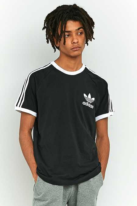 adidas - T-shirt California noir