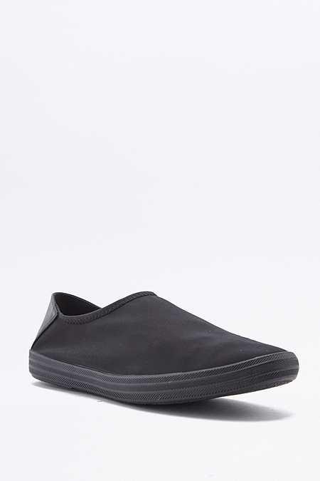 Chaussures Fiona en néoprène noires