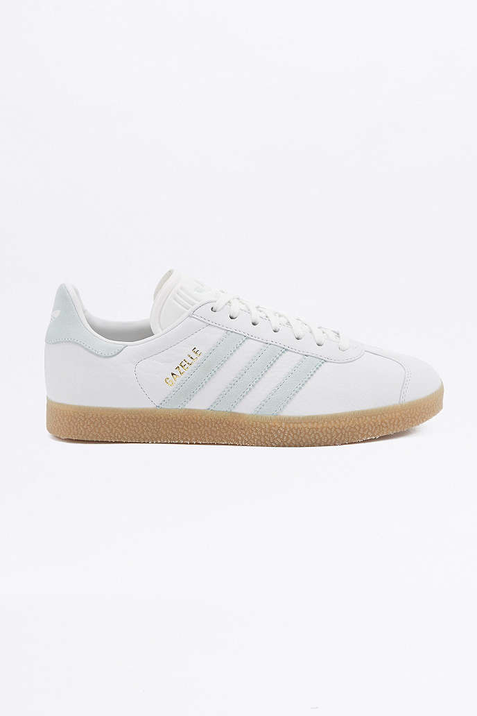 adidas originals gazelle vintage trainers